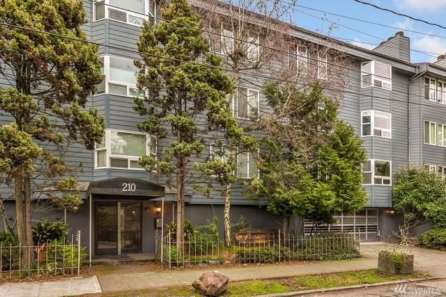 210 Boylston Ave E #106, Seattle, WA 98102 (#1563789) :: Costello Team