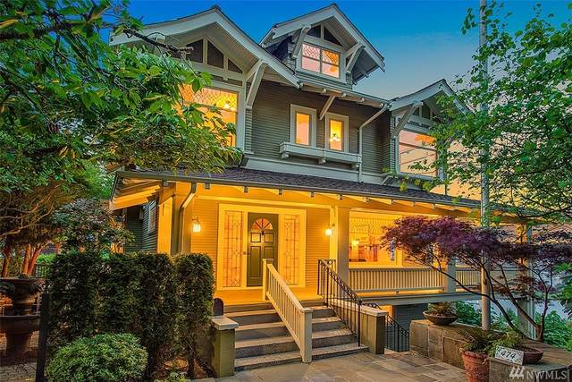 474 Wheeler St, Seattle, WA 98109 (#1563794) :: Ben Kinney Real Estate Team