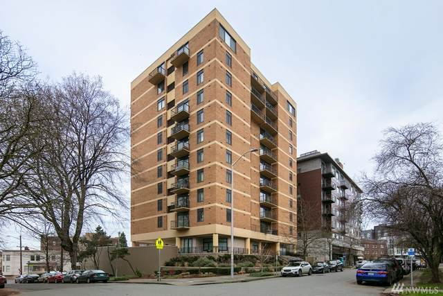 1300 University St 4C, Seattle, WA 98101 (#1563844) :: The Kendra Todd Group at Keller Williams