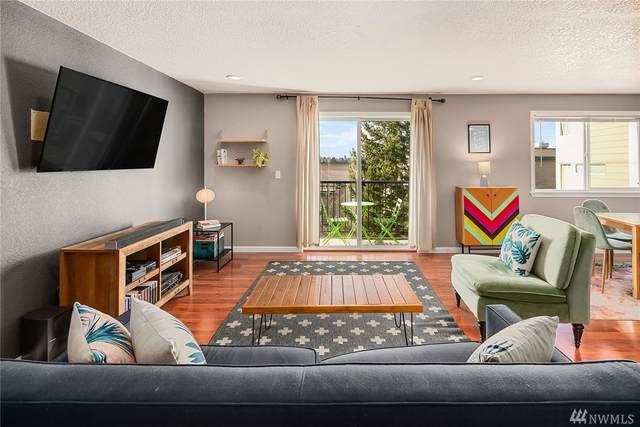 8747 Phinney Ave N #11, Seattle, WA 98103 (#1563913) :: Keller Williams Western Realty