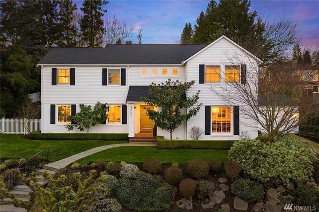 4005 50th Ave NE, Seattle, WA 98105 (#1563930) :: Mosaic Realty, LLC