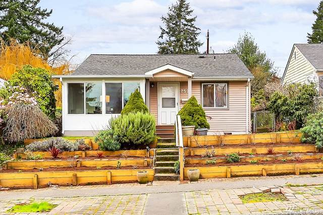 7537 30th Ave SW, Seattle, WA 98126 (#1564117) :: Keller Williams Western Realty