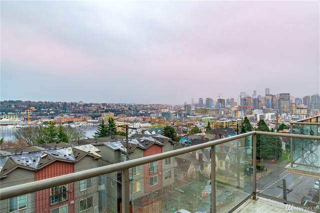 1525 Taylor Ave N #605, Seattle, WA 98109 (#1564190) :: Lucas Pinto Real Estate Group