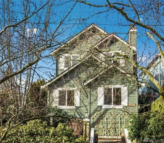 7711 Meridian Ave N, Seattle, WA 98103 (#1564202) :: Lucas Pinto Real Estate Group