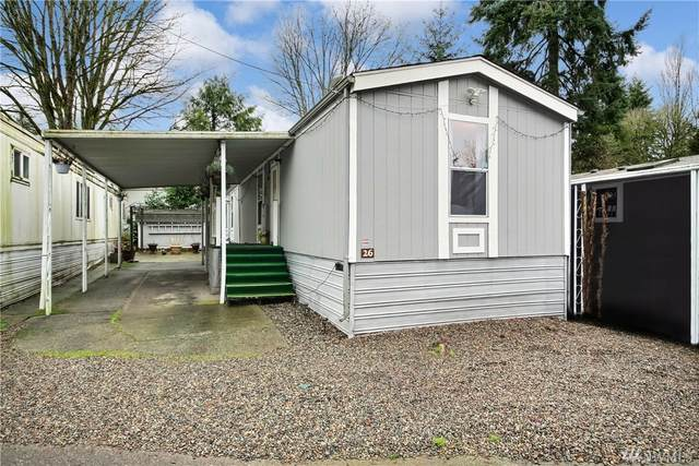 2916-S 200th St Spc #26, SeaTac, WA 98198 (#1564236) :: The Kendra Todd Group at Keller Williams