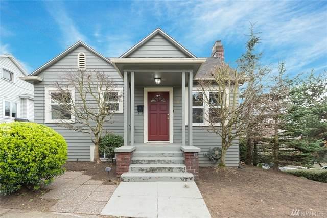 401 N Bowdoin Place, Seattle, WA 98103 (#1564315) :: Mary Van Real Estate