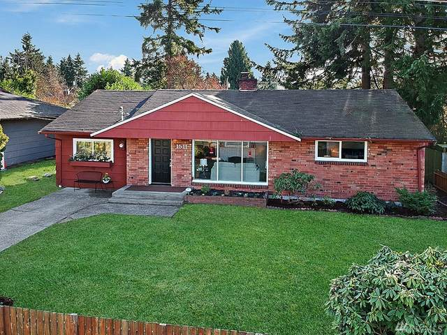 1511 N 122nd St, Seattle, WA 98133 (#1564319) :: The Kendra Todd Group at Keller Williams
