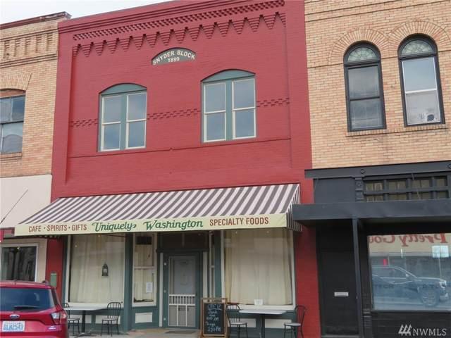 116 W Main Ave A, Ritzville, WA 99169 (#1564368) :: Northwest Home Team Realty, LLC