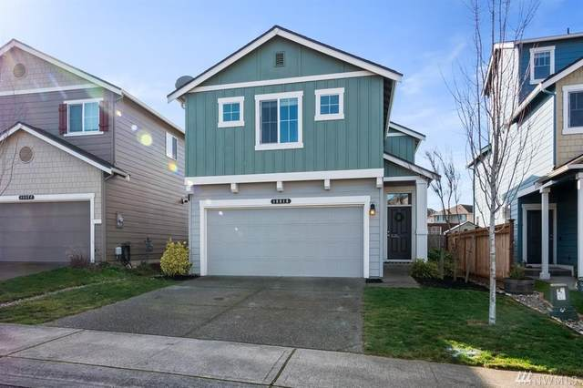 18818 115th Ave E, Puyallup, WA 98374 (#1564376) :: Keller Williams Western Realty