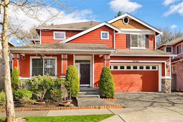 6796 195th Place NE, Redmond, WA 98052 (#1564388) :: Tribeca NW Real Estate