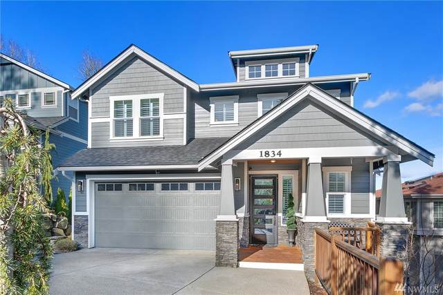 1834-NW James Bush Rd, Issaquah, WA 98027 (#1564390) :: The Kendra Todd Group at Keller Williams