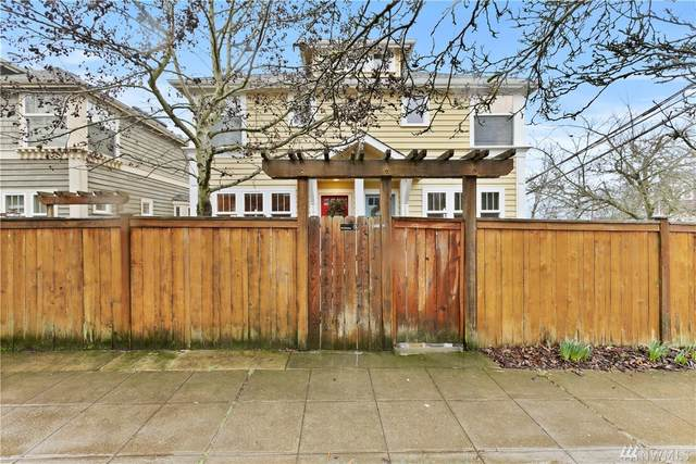 100-B 24th Ave E, Seattle, WA 98122 (#1564453) :: The Kendra Todd Group at Keller Williams