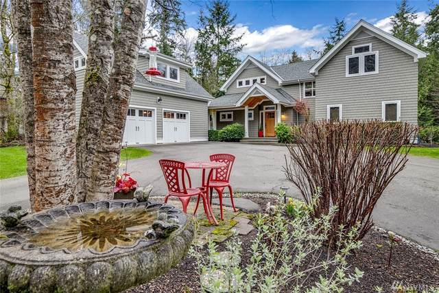 8421 NE Grizdale Lane, Bainbridge Island, WA 98110 (#1564488) :: Costello Team