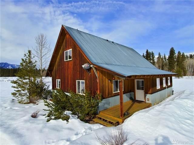 28 Cottonwood Dr, Winthrop, WA 98862 (#1564580) :: Lucas Pinto Real Estate Group