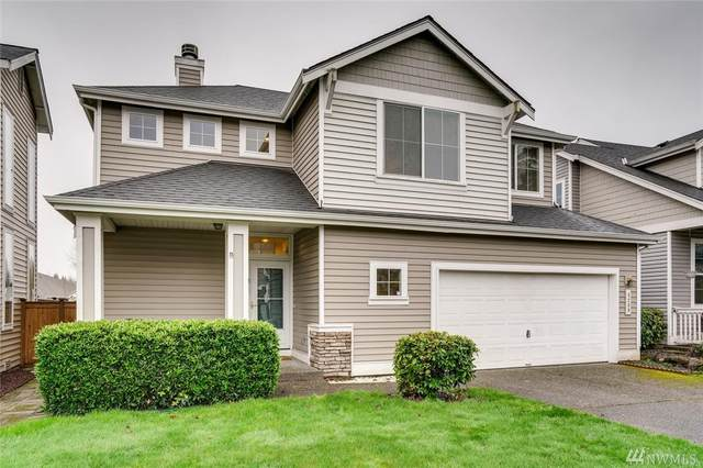 5209 S 232nd St #33, Kent, WA 98032 (#1564693) :: Northwest Home Team Realty, LLC