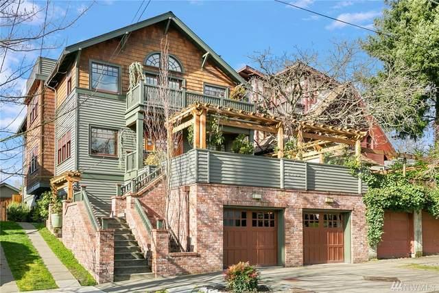 4731 Thackeray Place NE, Seattle, WA 98105 (#1564697) :: Alchemy Real Estate