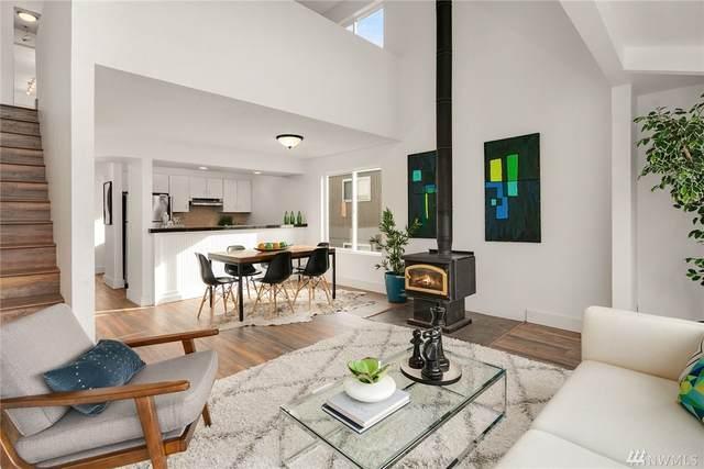 3609 14th Ave W #201, Seattle, WA 98119 (#1564772) :: Ben Kinney Real Estate Team