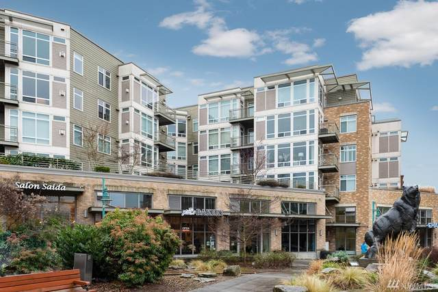 211 Kirkland Ave #404, Kirkland, WA 98033 (#1564925) :: The Torset Group