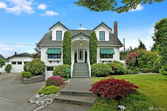 428 3rd Ave N, Edmonds, WA 98020 (#1565169) :: The Torset Group