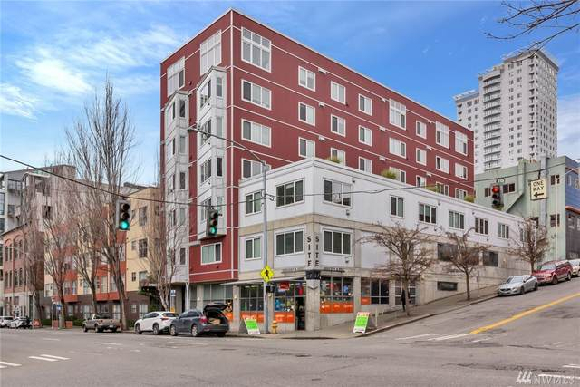 2504 Western Ave #422, Seattle, WA 98121 (#1565178) :: Ben Kinney Real Estate Team