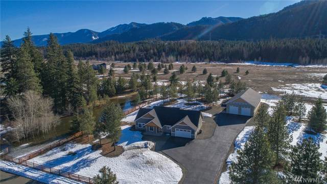910 Old Cedars Rd, Cle Elum, WA 98922 (#1565219) :: The Kendra Todd Group at Keller Williams