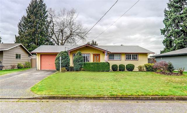 22821 110th Ave, Kent, WA 98031 (#1565220) :: Northern Key Team