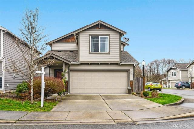 8521 61st Place NE, Marysville, WA 98270 (#1565233) :: Record Real Estate