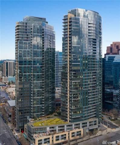 500 106th Ave NE #1707, Bellevue, WA 98004 (#1565314) :: Lucas Pinto Real Estate Group
