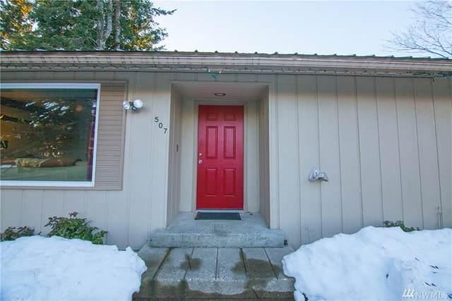 507 N Steiner St, Cle Elum, WA 98922 (#1565319) :: Liv Real Estate Group