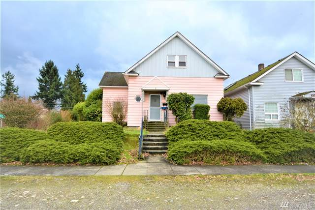 824 E Harrison, Tacoma, WA 98402 (#1565320) :: Keller Williams Western Realty