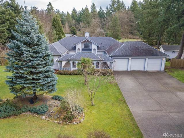 14513 16th Av Ct S, Spanaway, WA 98387 (#1565443) :: Record Real Estate
