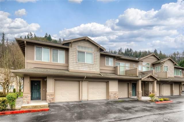 15325 SE 155th Place D2, Renton, WA 98058 (#1565626) :: Ben Kinney Real Estate Team