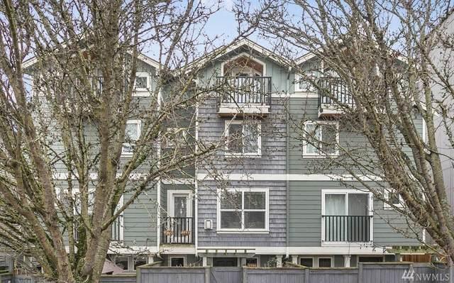 436-B NE Maple Leaf Place B, Seattle, WA 98115 (#1565640) :: The Kendra Todd Group at Keller Williams