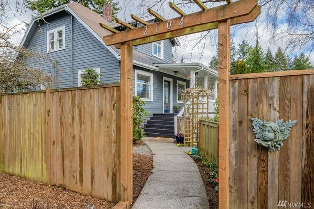2104 N 143rd St, Seattle, WA 98133 (#1565710) :: TRI STAR Team | RE/MAX NW