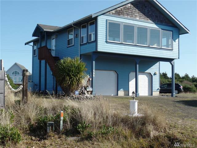 596 SW Sand Dune Ave, Ocean Shores, WA 98569 (#1565756) :: Northwest Home Team Realty, LLC