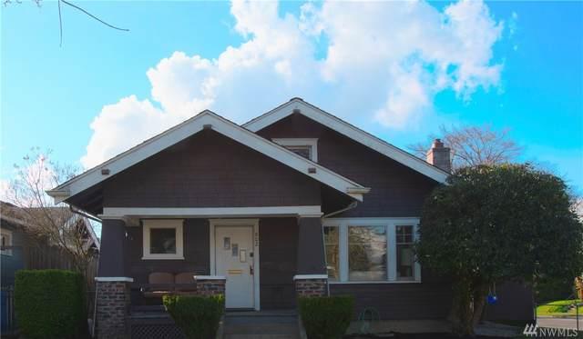 802 S Oakes St, Tacoma, WA 98405 (#1565827) :: Mosaic Realty, LLC