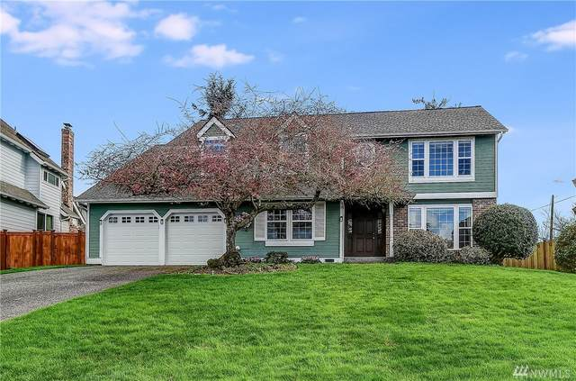 10337 SE 210th Place, Kent, WA 98031 (#1565830) :: Pickett Street Properties
