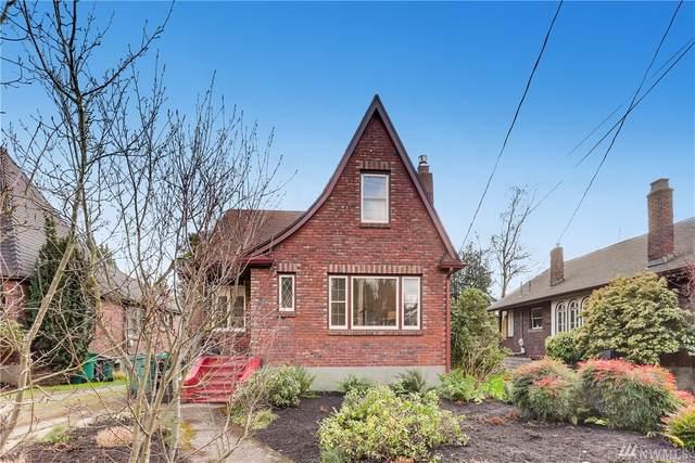 1227 NE 70th St, Seattle, WA 98115 (#1565963) :: The Torset Group