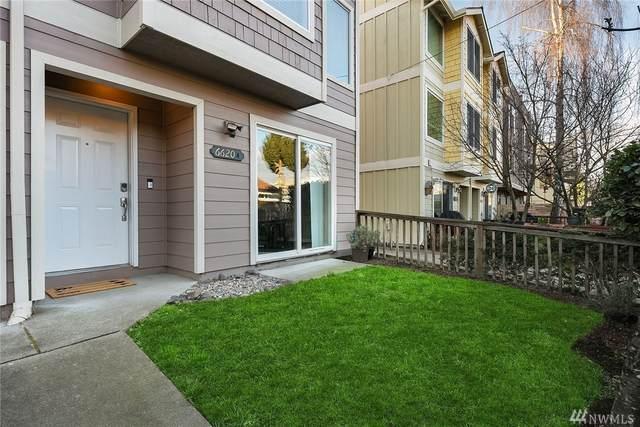 6620 Corson Ave S A, Seattle, WA 98108 (#1565977) :: Ben Kinney Real Estate Team