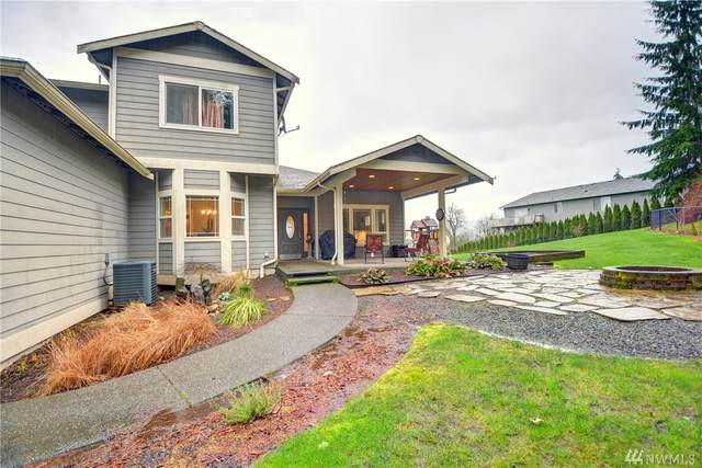 19322 107th Ave NE, Arlington, WA 98223 (#1565989) :: The Torset Group