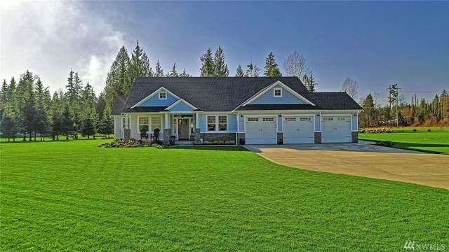 13308 233rd Place NE, Arlington, WA 98223 (#1566010) :: Real Estate Solutions Group