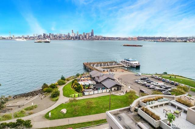 1619 Harbor Ave SW #600, Seattle, WA 98116 (#1566087) :: Northwest Home Team Realty, LLC
