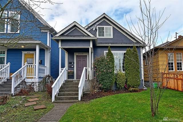 2508 Lombard Ave, Everett, WA 98201 (#1566184) :: Center Point Realty LLC