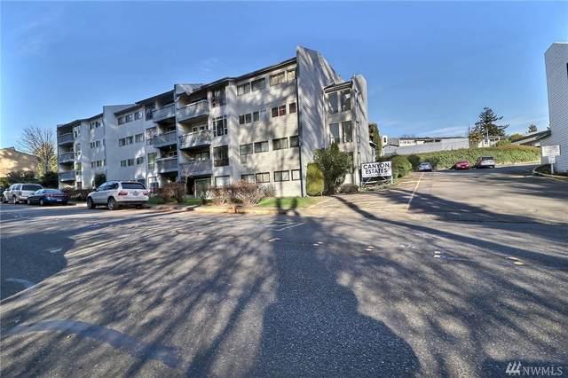 15138 65th Ave S #119, Tukwila, WA 98188 (#1566228) :: Mary Van Real Estate