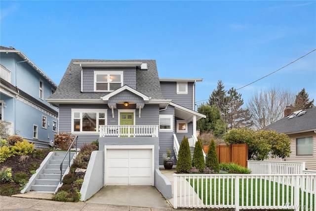 2105 3rd Ave W, Seattle, WA 98119 (#1566276) :: Ben Kinney Real Estate Team