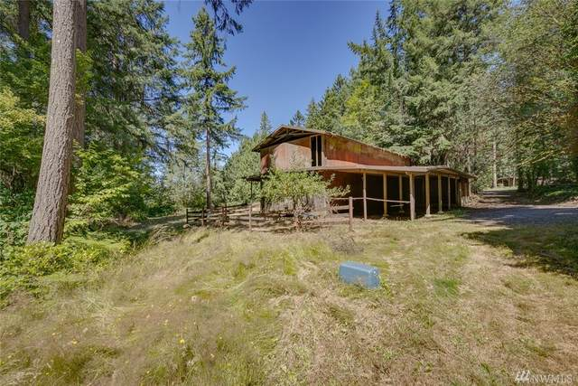 6894 NE Lot A Koura Rd, Bainbridge Island, WA 98110 (#1566337) :: The Kendra Todd Group at Keller Williams