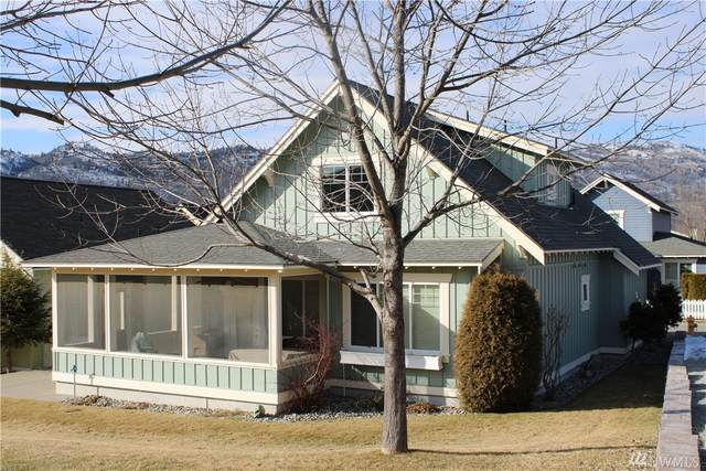 101 Bootlegger Lane, Oroville, WA 98844 (MLS #1566415) :: Nick McLean Real Estate Group