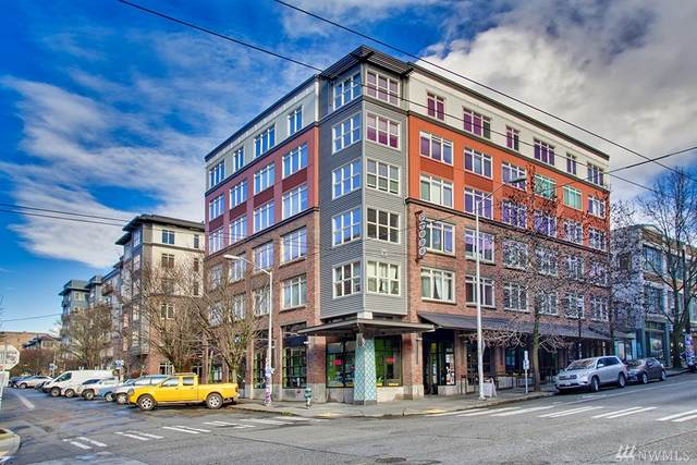 1610 Belmont Ave #611, Seattle, WA 98122 (#1566421) :: Northwest Home Team Realty, LLC