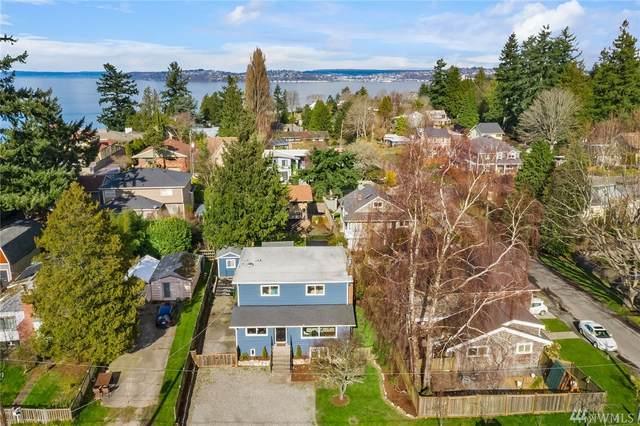 5108 SW Olga St, Seattle, WA 98116 (#1566467) :: Mosaic Realty, LLC