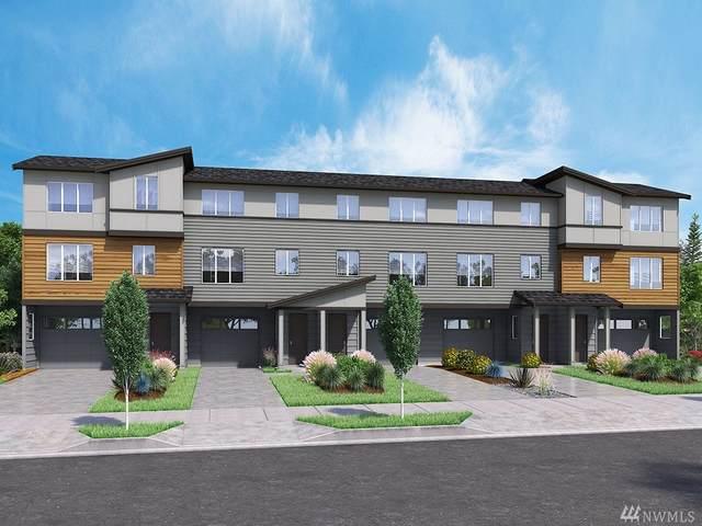3605 192nd St SE #5, Bothell, WA 98012 (#1566563) :: Mary Van Real Estate